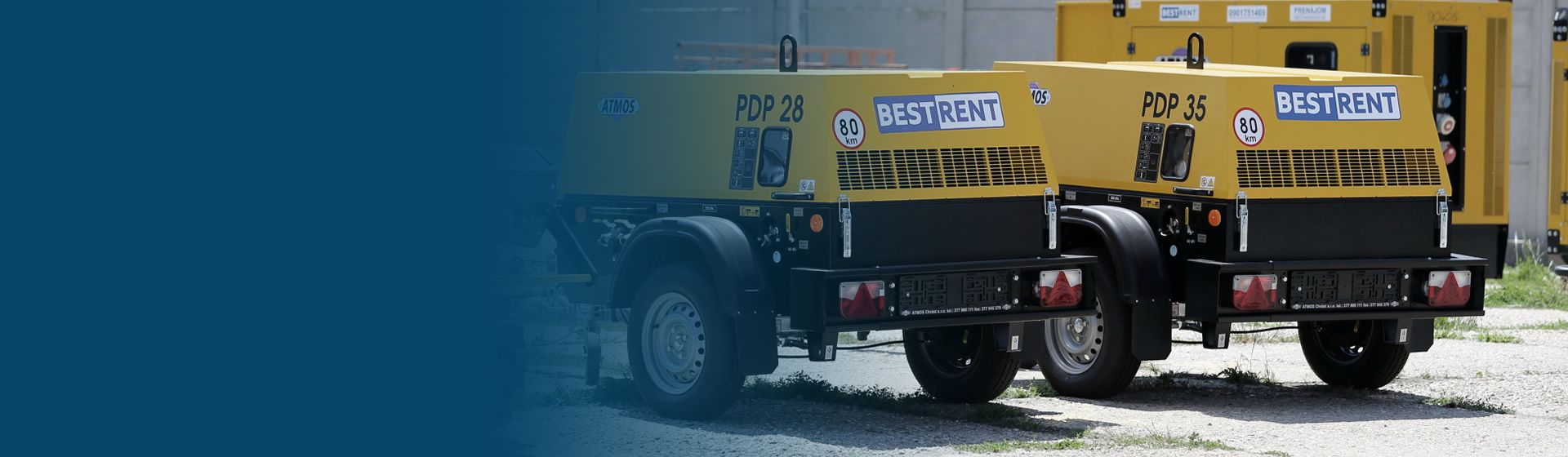 BESTRENT s.r.o. -  Equipment<br /> rental